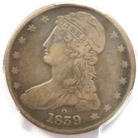 "1839-O Capped Bust Half Dollar 50C - PCGS VF Details - Rare ""O"" Mint Coin!"