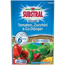 Substral Osmocote Tomaten, Zucchini & Co Dünger 750 g Gemüsedünger Gemüse Kürbis