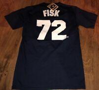 NWT NEW Chicago White Sox Carlton Fisk Mitchell & Ness T Shirt MEDIUM