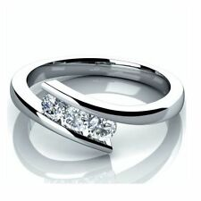 Engagement Excellent I2 Fine Diamond Rings
