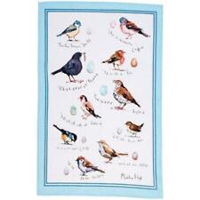 """/""""hiboux par Madeleine Floyd/"""" Ulster Weavers pur lin imprimé Thé Serviette."""