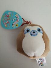 Squishables Sloth Clip On