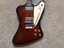 1964 Gibson Firebird III electric guitar Celebrity owned