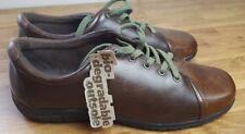 NEU Clarks Leder Bio Abbaubar Laufsohle Schuhe Größe UK 6 EUR 40