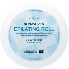 "Waxing Roll Pellon Wax Strips Hair Removal, 3""x100 yds, #WA1010x1"