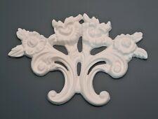 5 Pieces, Paintable Decorative Plaster Pieces, Home & Ceiling Design, Art&croft