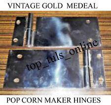 Gold Medal Popcorn Machine Door Hinges Male Set Of 4 Pcs 2 Left Amp 2 Right