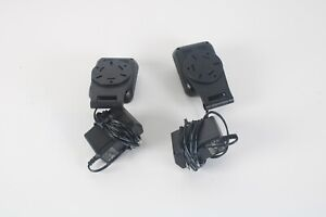 Zmodo ZH-IXA1D-W Wireless IP Network Audio Indoor Cloud SecurityCameras Lot of 2