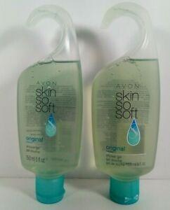 2 Avon Naturals Original Refreshing Shower Gel Body Moisture 5 oz/150 mL New