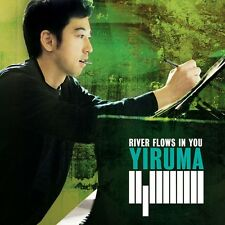 "YIRUMA ""RIVER FLOWS IN YOU-THE VERY BEST OF...""  CD NEU"