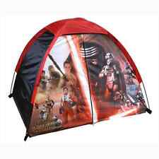New Star Wars Force Awakens 2-Pole Kids Outdoor Camping Dome Tent