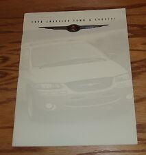 Original 1998 Chrysler Town & Country Deluxe Sales Brochure 98