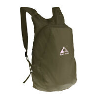 """One Size Men/'s /""""Dad Pack/"""" Packable Backpack #3008 Olive Green"""