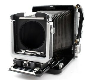 """""""EXC +5"""" Wista 45N 45 N 4x5 Large Format Film Camera Body From Japan 0250"""