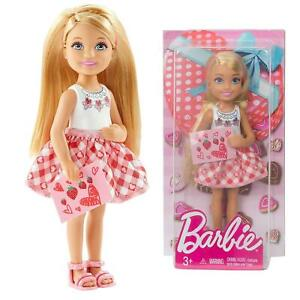 Barbie Chelsea Valentines Day Limited Edition Mini Doll Blonde Mattel