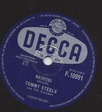 Tommy Steele - Der britische Elvis 1958 : Nairobi + Neon Sign