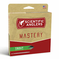 Scientific Anglers Mastery Trout Taper WF Floating Dry Tip Fly Line - All Sizes