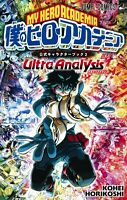 My Hero Academia Official Character Book 2 Ultra Analysis JP Anime Manga Book