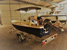 Konsolen Boot-Fischerboot