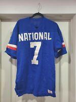 Vintage 1980s Wilson NFL Pro Bowl NFC Joe Theismann #7 jersey (adult size 44)