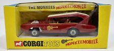 Corgi No. 277 Monkeemobile in Original Box - Excellent Condition- The Monkees