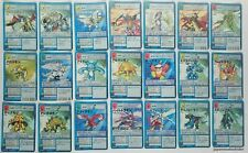 Used Digimon card 100 sheets rare 9 Imperialdramon Vikemon Vikemon Japan
