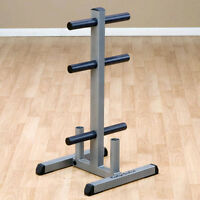 OLYMPIC WEIGHT TREE AND BAR HOLDER- Body-Solid GOWT