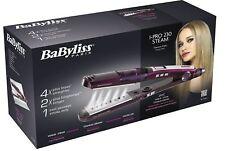 Babyliss ST395E iPro 230 Steam Wet & Dry Hair Straightener Professional Novelty