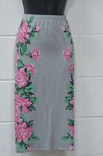 Calf Length Polyester Regular Size Topshop Skirts for Women