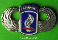 173rd Airborne Brigade Army Paratrooper Jump Wing ----  Combat Team