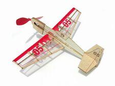 GUILLOWS   Stunt Flyer Aircraft Mini Laser Cut Kit   GUI4505
