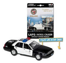 Realtoy Daron 1/43 LAPD Los Angeles Police Department Ford Crown Victoria RT8315