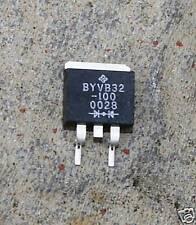 BYVB32-10 SMD BYVB32 D2-PAK ULTRAFAST DIODE QTY: 2