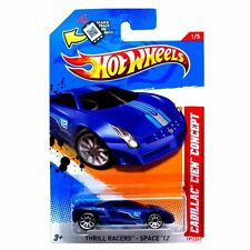HW Thrill Racers CADILLAC CIEN CONCEPT Space 12 - New SEALED in ORIGINAL Pack!