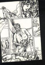 MOEBIUS Jean Giraud GIR carte postale cp postcard postkaart postkarte cartolina