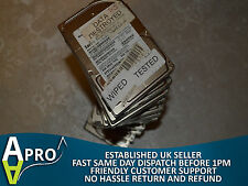 WORKING NO BADS SEAGATE SAVVIO 73GB SAS 10000 RPM 2.5 INCH ST973402SS -UK SELLER