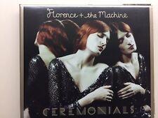 Ceremonials [Digipak] by Florence + the Machine (CD, 2011, 2 Discs, Universal...