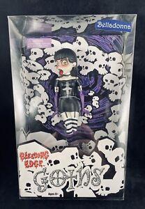 Bleeding Edge Goths Belladonna Series 1  2003 Goth Punk HORROR Figure