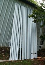 Horse Jumps Mix & Match 12ft White Cut Wood Rails - Horse Tack