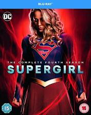 Supergirl – Season 4 Blu-ray Sci-fi Action Adventure