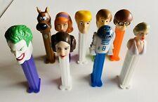 Pez Dispensers Lot! Scooby Doo,Marilyn Monroe,  Star Wars, Batman Pez Lot