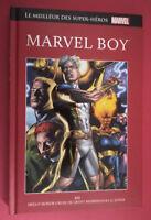 MARVEL LE MEILLEUR DES SUPER HEROS - MARVEL BOY - COMICS - VF - 4385