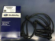 Forester Legacy Outback Impreza OEM Subaru Spark Plug Wire Set SOA430Q124 05-11