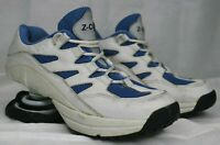 Z Coil Women's Size 9 Shoes Pain Relief Cross Train - Freedom Classic White Blue