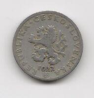 World Coins - Czechoslovakia 20 Haleru 1922 Coin KM# 1