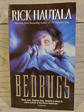Bedbugs by Rick Hautala (Leisure, 2003)