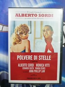 Polvere di Stelle - Alberto Sordi - Moniva Vitti - (Film - DVD)EDIT