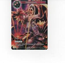 FORCE OF WILL BOMBARDMENT RL1609-1 PROMO MINT FULL ART NEW FOW NEVER USED