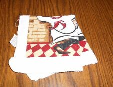 Italian Chef Dish cloth–Home Collection-NEW