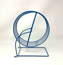 Prevue Pet Products Hamster Exercise Wheel Blue Wire 9 x 11 Inches